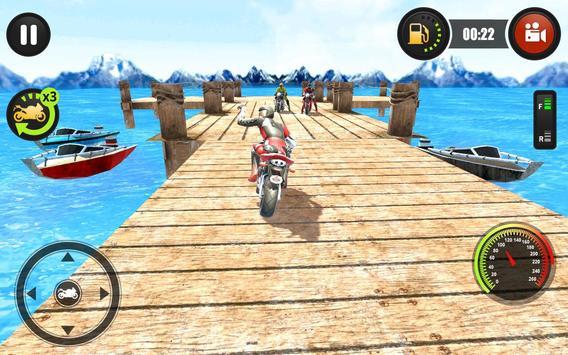 StuntMan Bike Racing 3D : Free Play 2018 poster