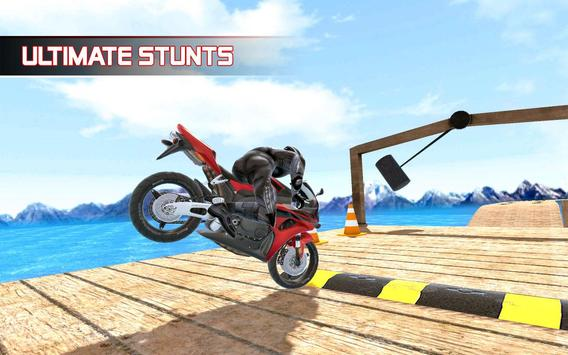 StuntMan Bike Racing 3D : Free Play 2018 screenshot 11