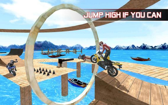 StuntMan Bike Racing 3D : Free Play 2018 screenshot 18