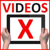 Trending Of Videos X icon