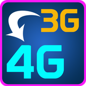 3g to 4g converter - prank icon