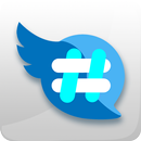 Hashtag Users - Twitter management tools APK