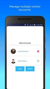 Hashtag Users - Twitter management tools screenshot 2