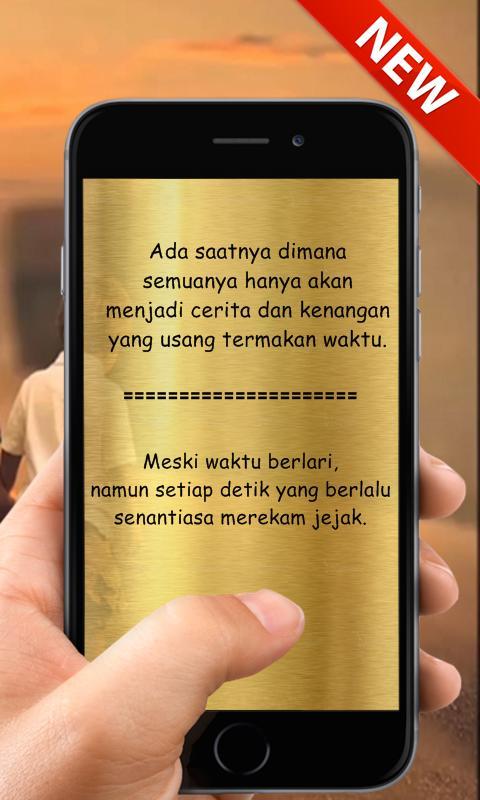 Kata Kata Bijak Untuk Menghargai Waktu Pour Android Telechargez L Apk