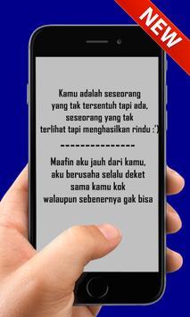 Kata Kata Kangen Pacar Ldr Romantis Für Android Apk