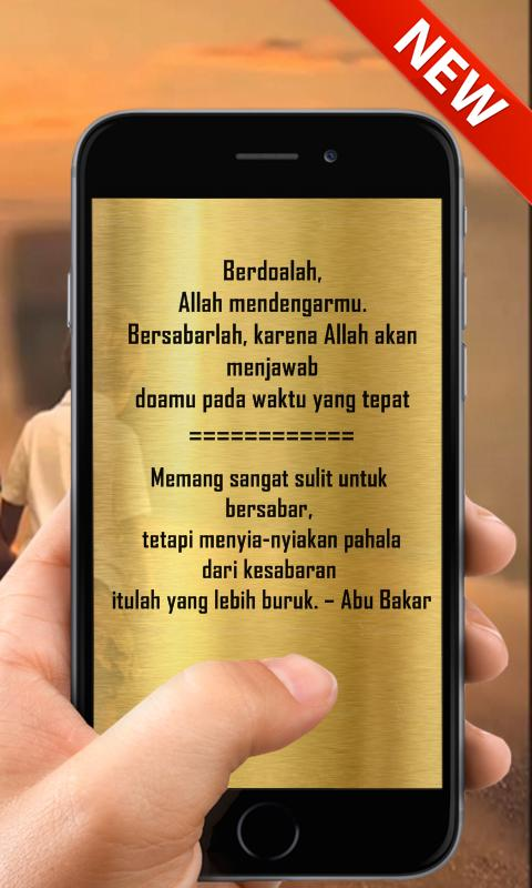 Kata Mutiara Islam Tentang Kesabaran For Android Apk Download