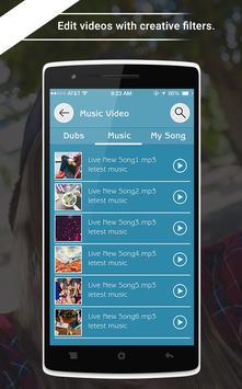 Videditor - Free video editor screenshot 3