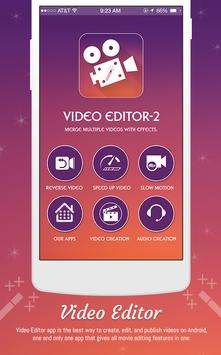 Video Editor 2 poster