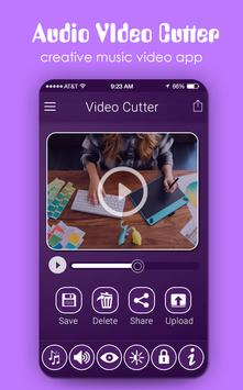 Free Video Cutter With Editor screenshot 1