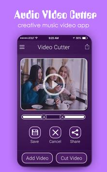 Free Video Cutter With Editor screenshot 2
