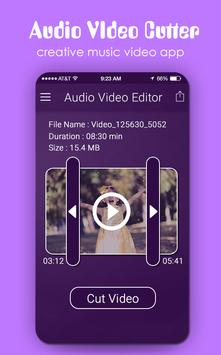 Free Video Cutter With Editor screenshot 6