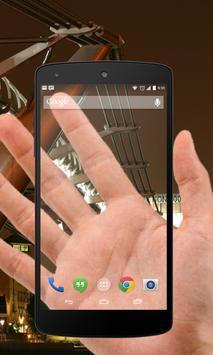 Transparent Screen Prank screenshot 3