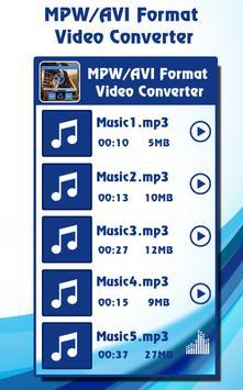 Mp4/Avi/Format Video Converter screenshot 2