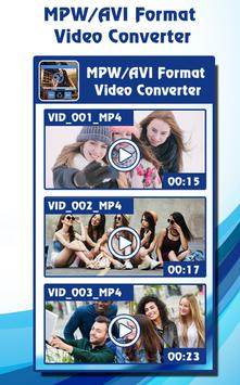Mp4/Avi/Format Video Converter screenshot 6