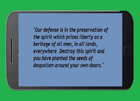 Abraham Lincoln Quotes screenshot 2
