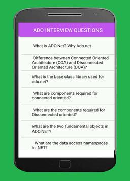 INTERVIEW QUESTIONS poster