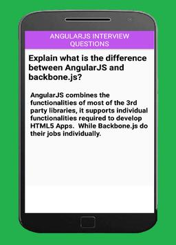 Angular JS Interview Questions poster