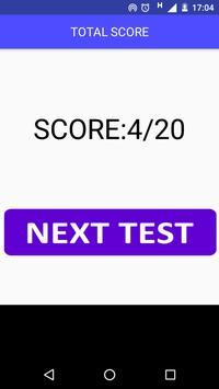 CS CMA ONLINE TEST screenshot 4