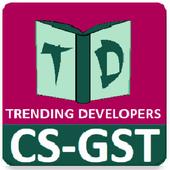 CS GST Online Test icon