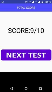 CS GST Online Test screenshot 4