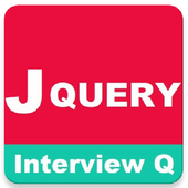 JQUERY INTERVIEW QUESTIONS icon