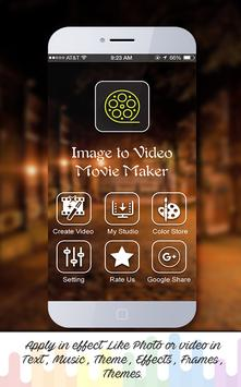 Image to Video Maker apk screenshot