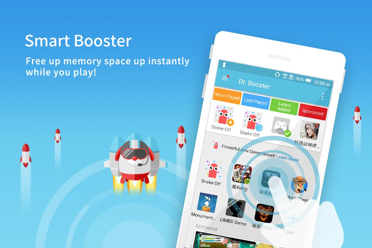 Boost download free game mobile