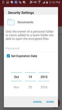 SafeSync for Enterprise screenshot 5