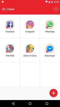Dr.Clone: Parallel Accounts, Dual App, 2nd Account screenshot 2