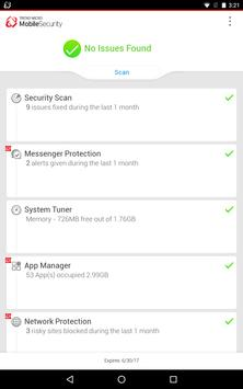 Mobile Security & Antivirus apk screenshot