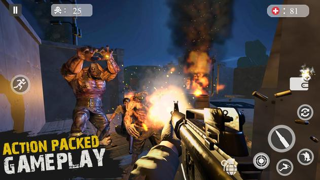 Zombie Doom Survival screenshot 5