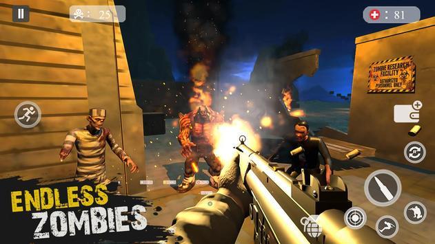 Zombie Doom Survival screenshot 6