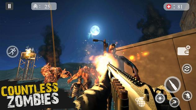 Zombie Doom Survival poster