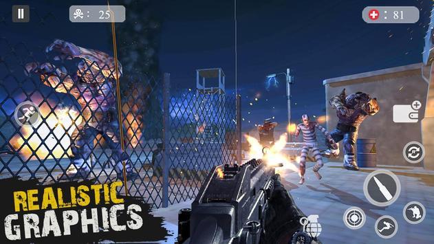 Zombie Doom Survival screenshot 1