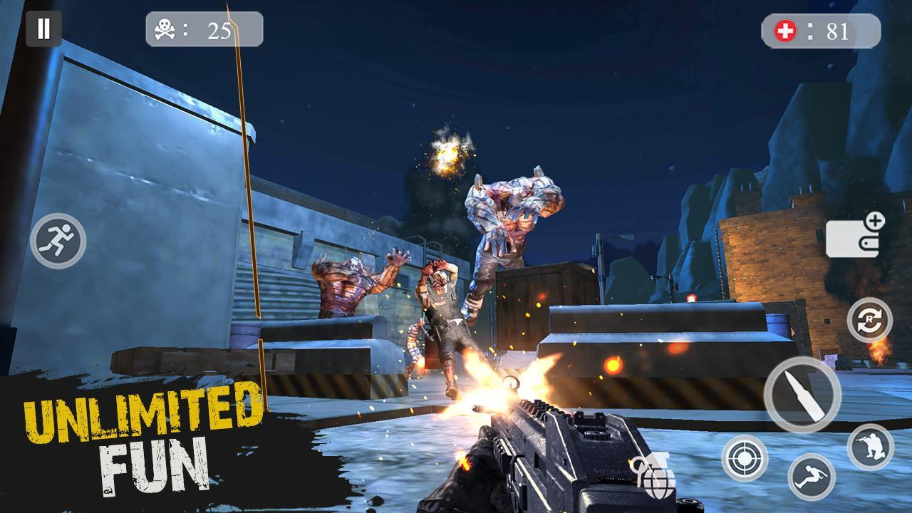 Zombie Doom Survival for Android - APK Download