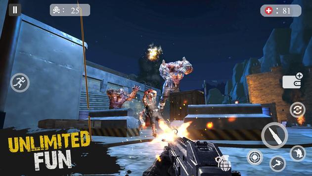 Zombie Doom Survival screenshot 2