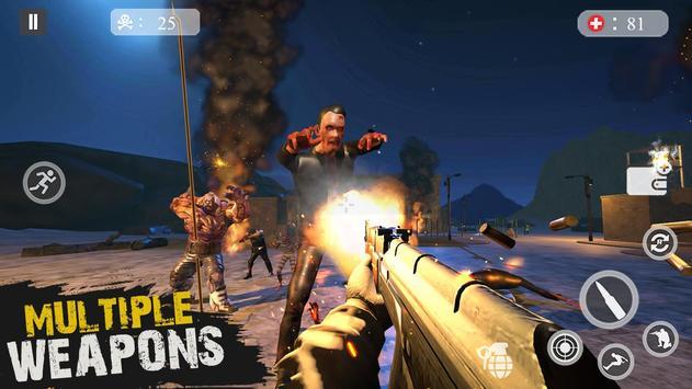 Zombie Doom Survival screenshot 3