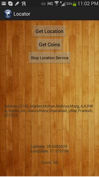 My Location apk screenshot
