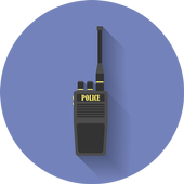 My Police Scanner Radio icon