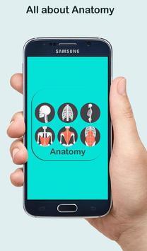 A to Z Anatomy poster