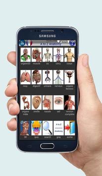 A to Z Anatomy screenshot 1