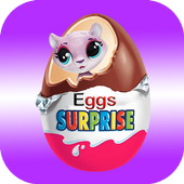L.O.L Pets, Dolls and Toys Surprise Eggs icon