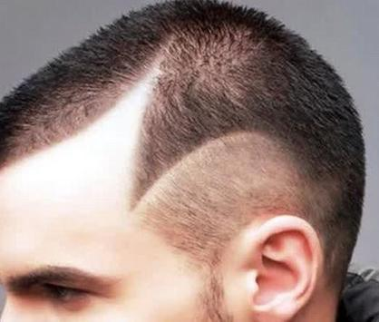 trendy mens hairstyles apk screenshot