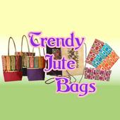 Trendy Jute Bags icon