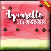 Aquarelle Wallpaper icon