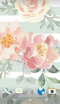 Aquarelle Wallpaper screenshot 3