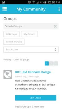 Kannada Balaga apk screenshot