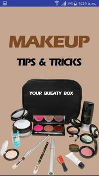 Makeup videos - Tips & Tricks poster