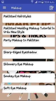 Makeup videos - Tips & Tricks apk screenshot