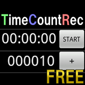 TimeCountRec Free icon
